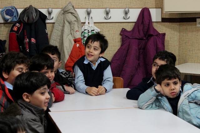 کلاس فارسی