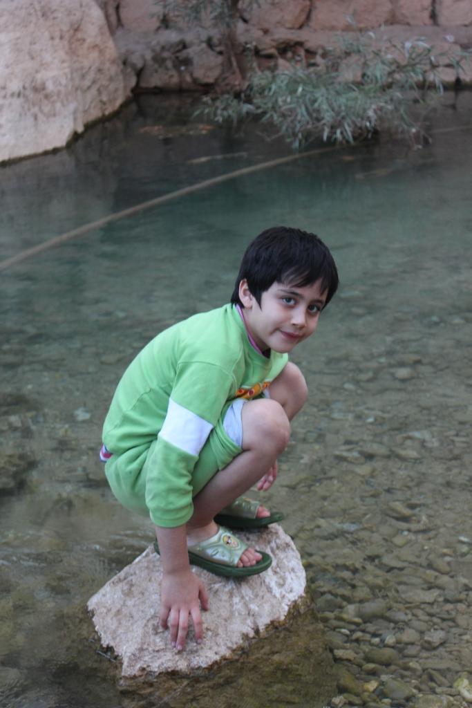 چشمه ناز سمیرم